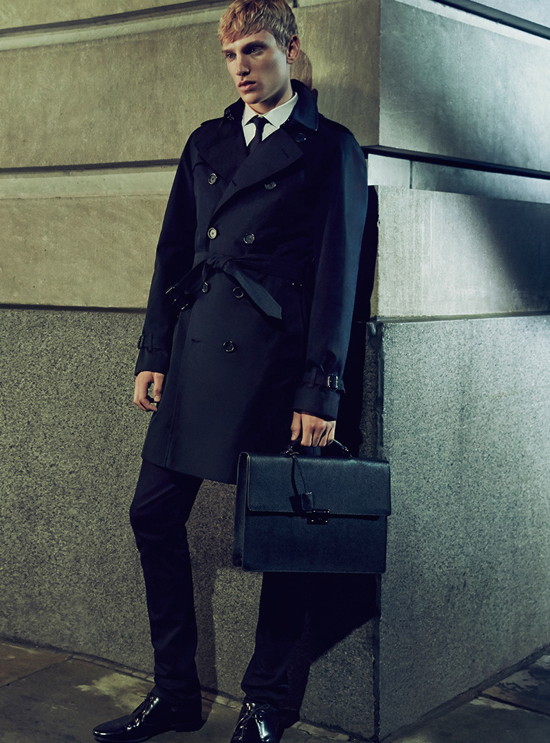 Burberry London Wiltshire Heritage Trenchcoat