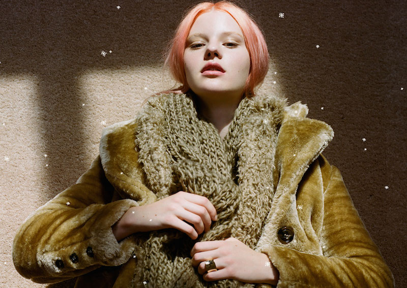 Butter Me Up Faux Fur Jacket by Nasty Gal