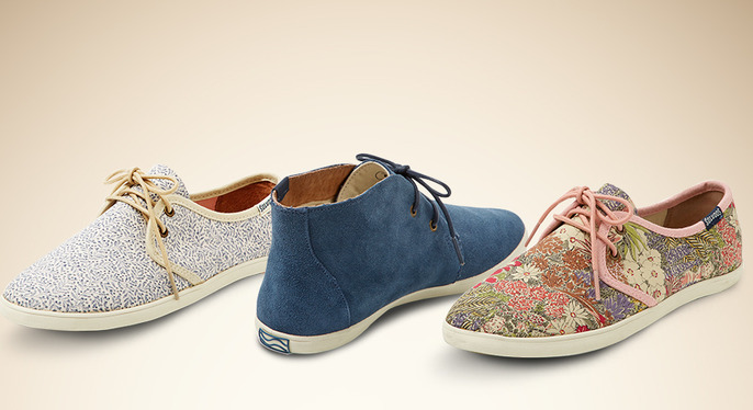 Casual-Cool Kicks Feat. Soludos at Gilt