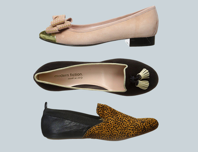 Chic Flats: Pointed Toe, Ballet & More at MYHABIT