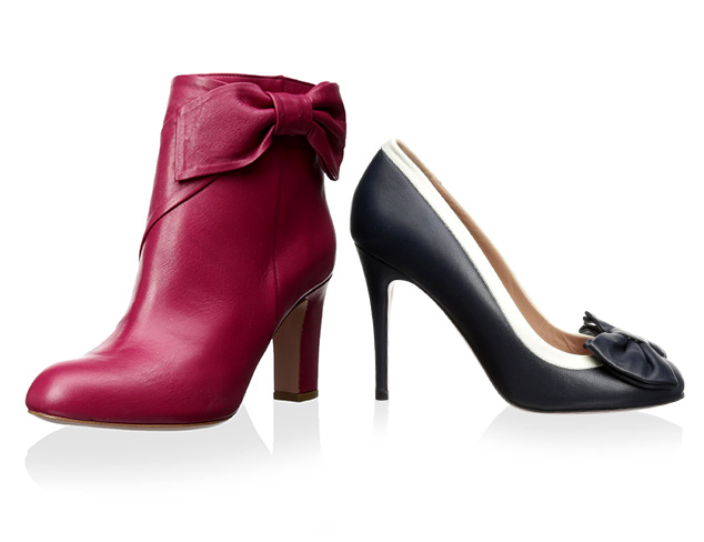 Chic Shoes feat. RED Valentino at MYHABIT