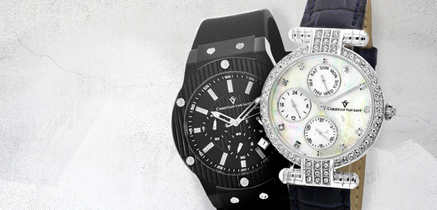 Christian Van Sant Women's & Men's Watches at Rue La La