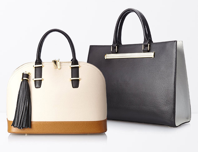 Classic Chic: Handbags at MYHABIT