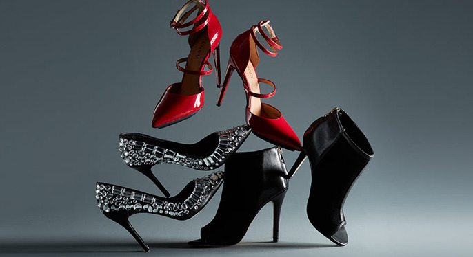 Classic Shoes With Right-Now Details at Gilt