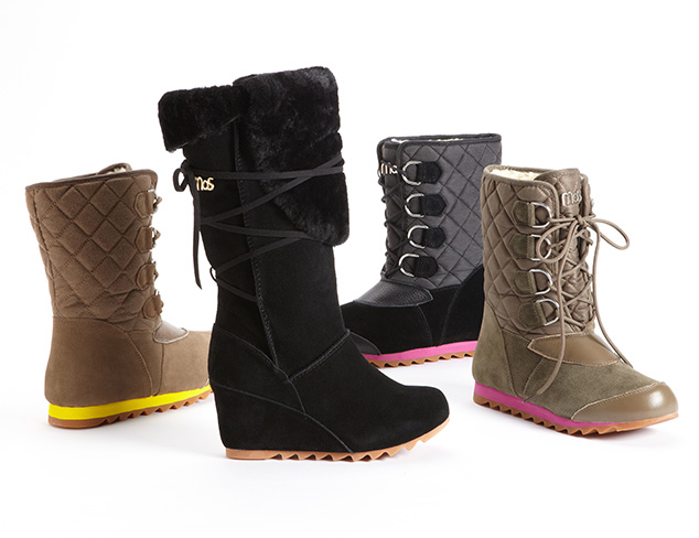 Cold Weather Boots & Shoes feat. Mos Copenhagen at MYHABIT