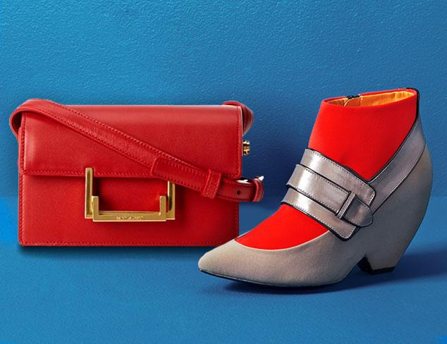 Color Cues: Designer Clothing & Accessories at MYHABIT