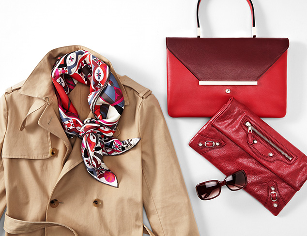 Color Cues: Nude & Bordeaux at MYHABIT