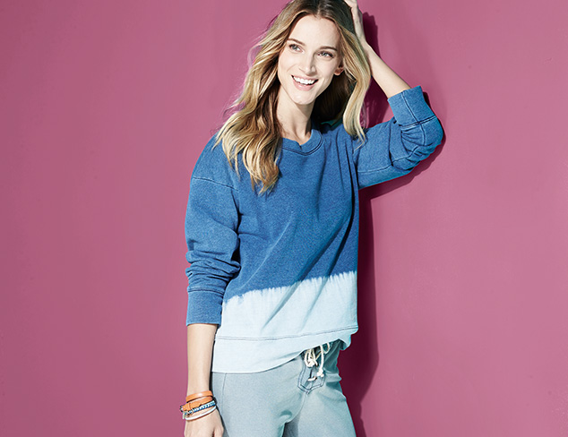 Comfort Chic: Relaxed Tops, Pants & More at MYHABIT