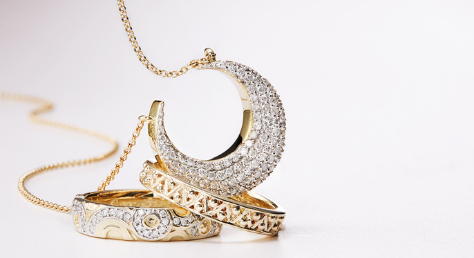 Delicate Fine Jewelry Feat. Carelle at Gilt