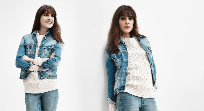 Denim Guide: Shop by Size at Gilt