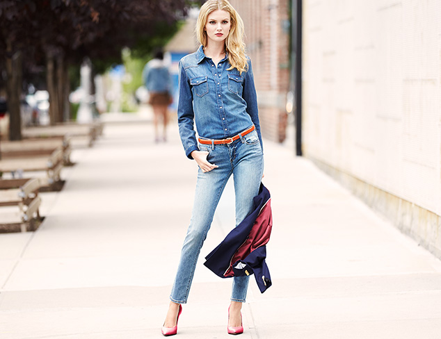 Denim Lifestyle: DKNY Jeans & More at MYHABIT