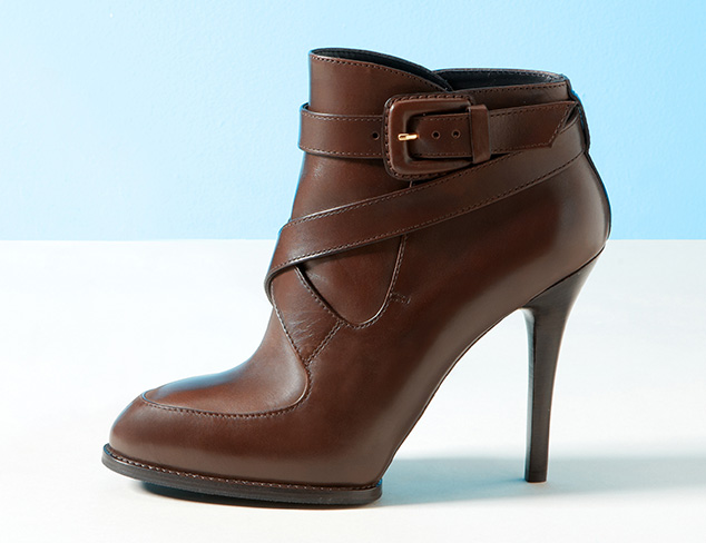 Designer Booties feat. Balenciaga at MYHABIT