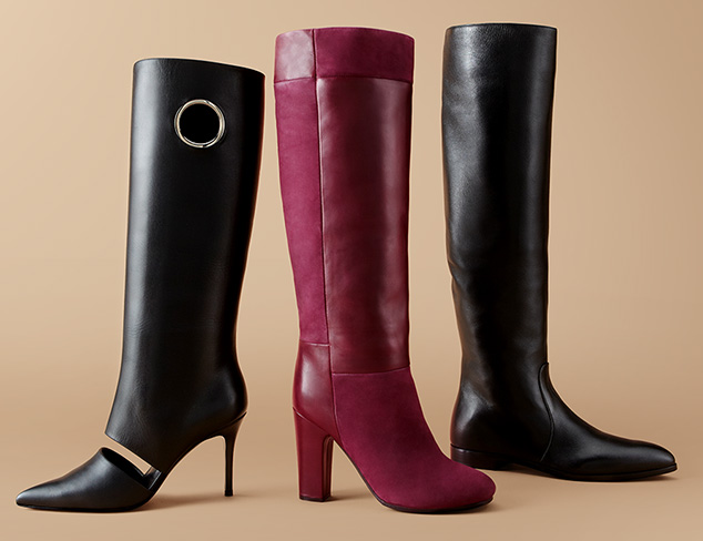 Designer Boots & Booties at MYHABIT