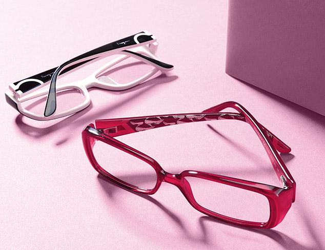 Designer Eyewear feat. Salvatore Ferragamo at MYHABIT