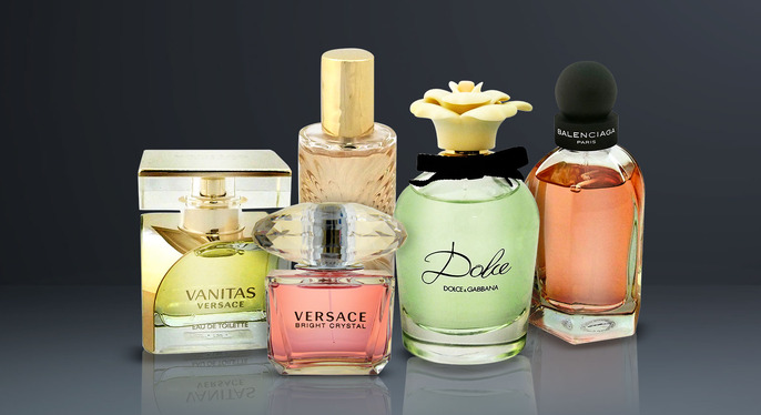 Designer Fragrances Feat. Dolce & Gabbana at Gilt