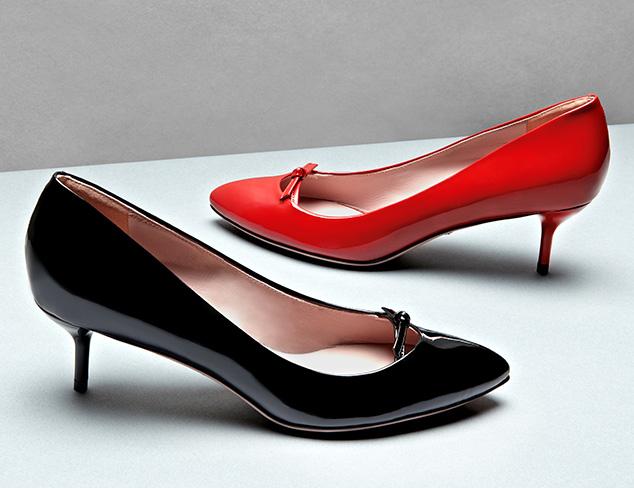 Designer Shoes feat. Gucci at MYHABIT