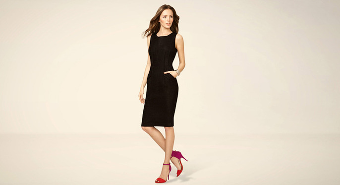 Desk-to-Dinner Designer Dresses at Gilt