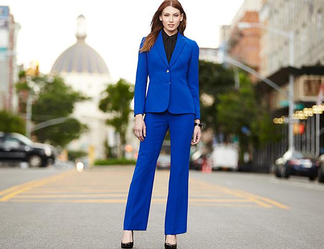 Desk to Dinner: Suits & Blazers at MYHABIT