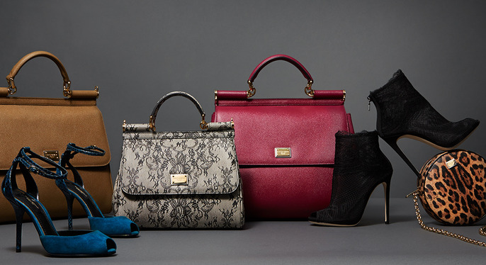 Dolce & Gabbana Handbags & Shoes at Gilt
