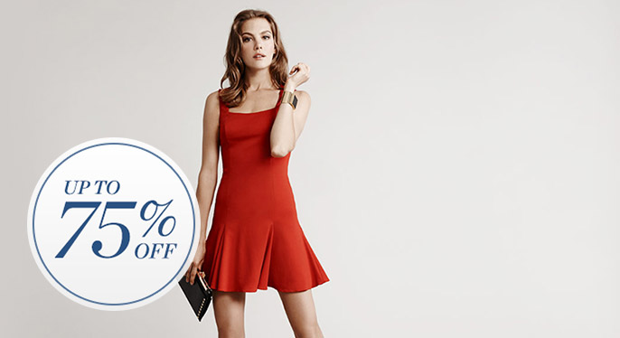 Dresses: Up to 75% Off at Gilt