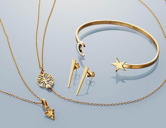 Ecru Metal Jewelry at MYHABIT