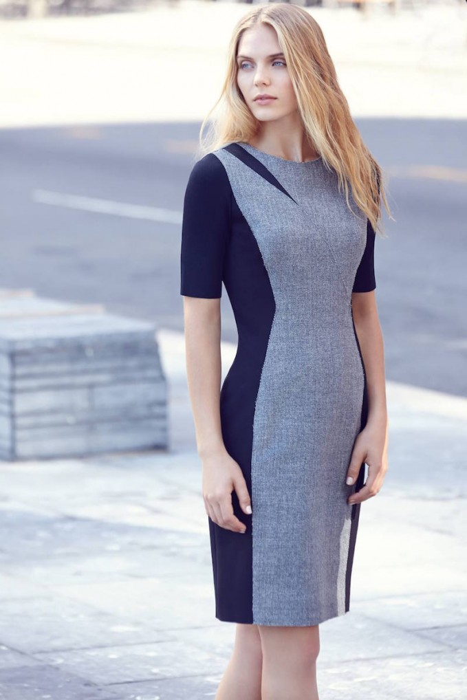 Elie Tahari Axel Dress