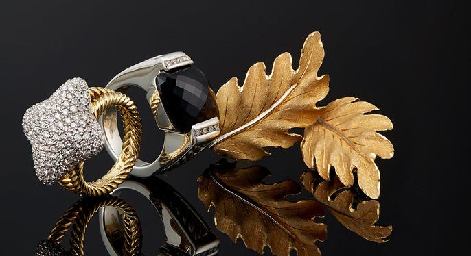 Estate Fine Jewelry Feat. David Yurman at Gilt