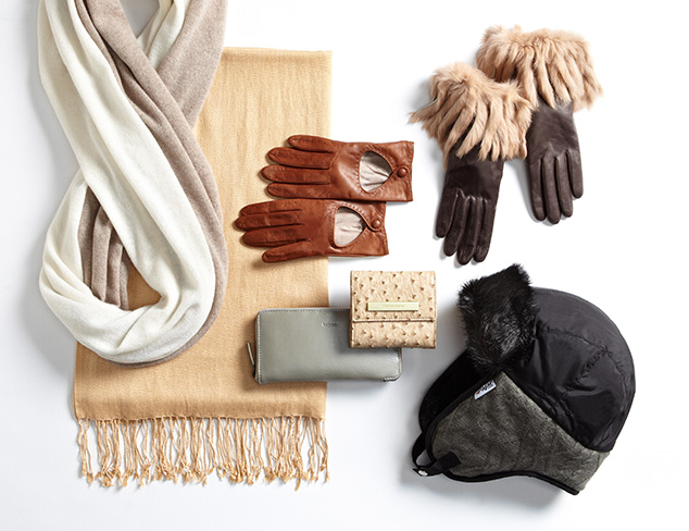 Everyday Neutrals: Accessories at MYHABIT