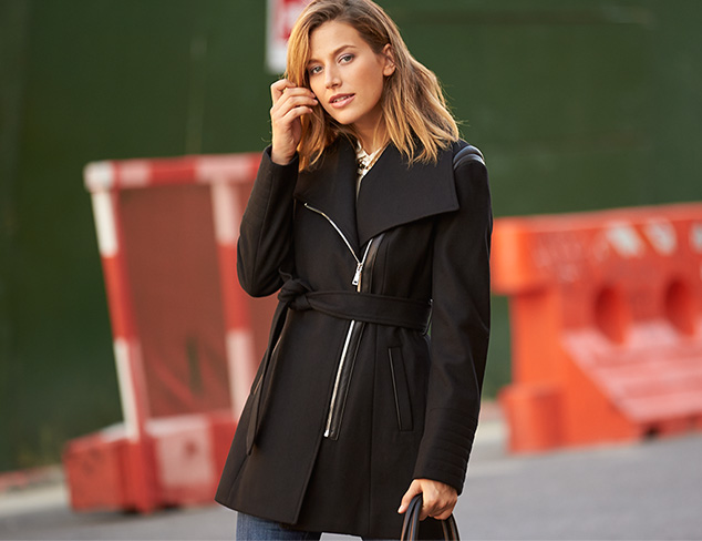 Fall Outerwear Favorites at MYHABIT