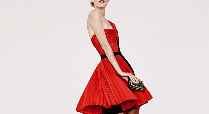 Fall Trend #8: Rich Red at Gilt