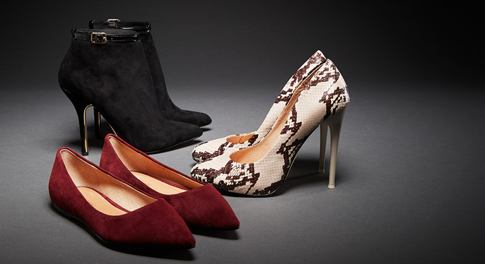 Featured in Our Favorite Magazines: Gilt-Exclusive Shoes at Gilt