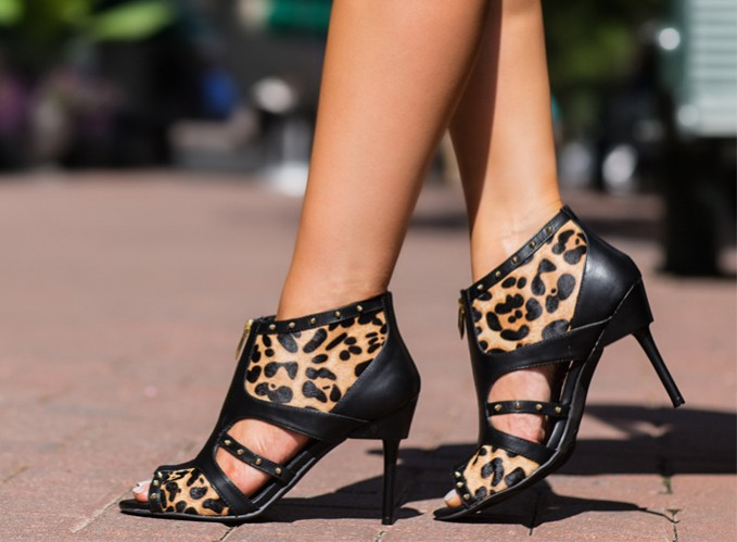 Fergie Decoy Sandal