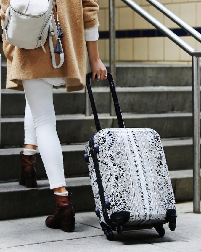 Free People Road Trip Rolly Bag
