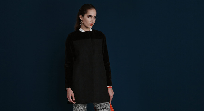 French Connection Outerwear at Gilt