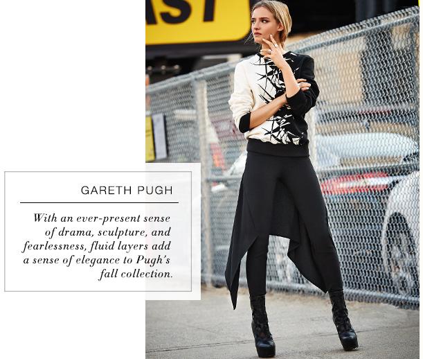 Gareth Pugh Printed Sweatshirt
