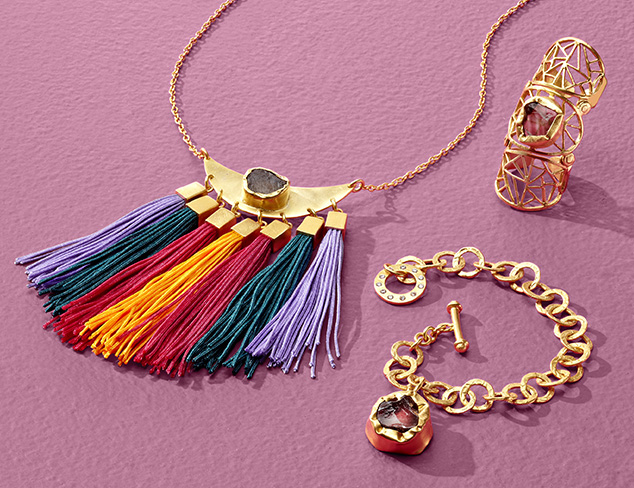 Gemstone Jewelry at MYHABIT