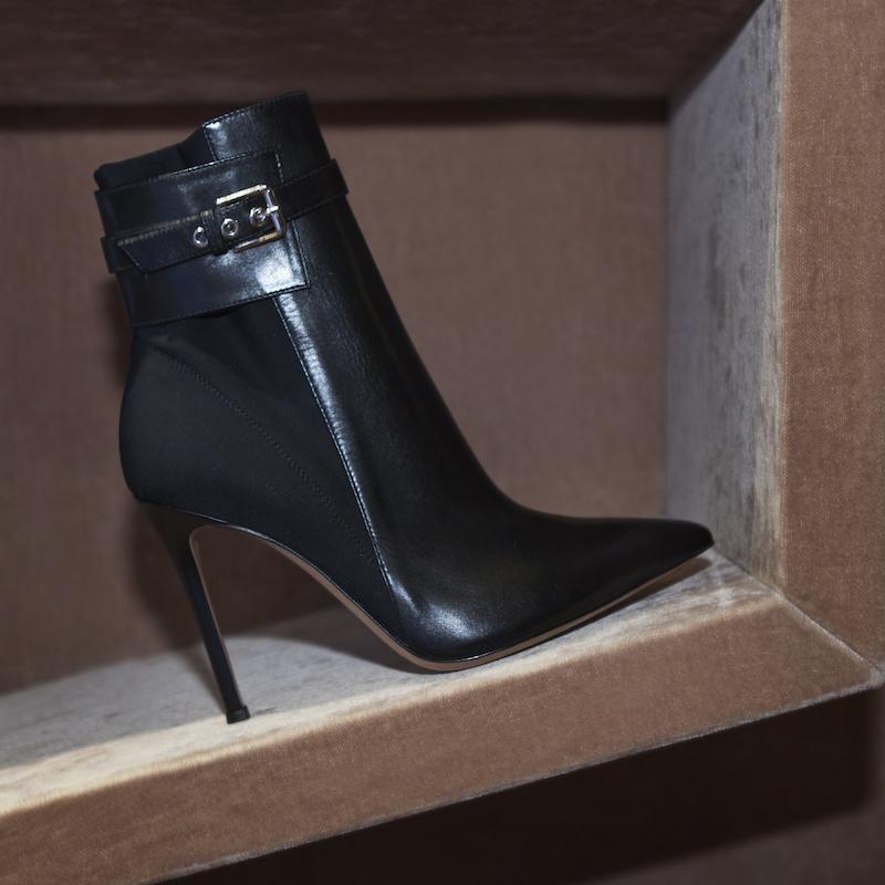 Gianvito Rossi Ankle-Cuff Boots