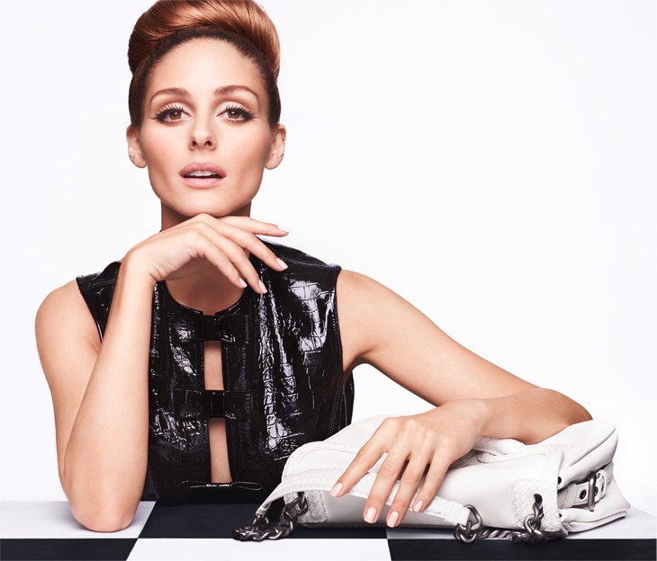 Girl Most Likely: Olivia Palermo for The EDIT