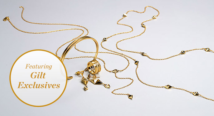 Gorjana Jewelry at Gilt