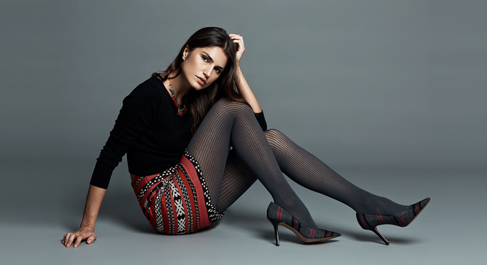 Hosiery Feat. Emilio Cavallini at Gilt