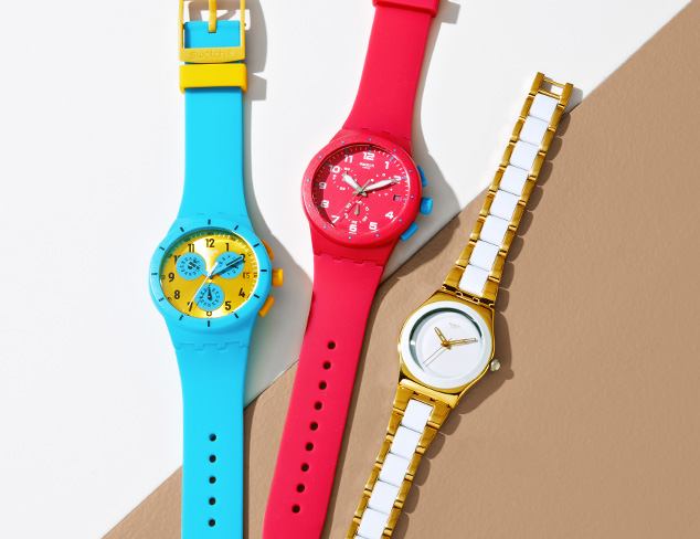 In & Out of the Gym: Sporty Watches at MYHABIT