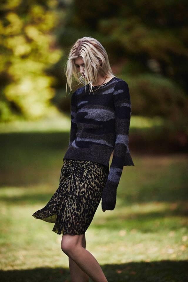 Isabel Marant Étoile Venus Open-Back Sweater