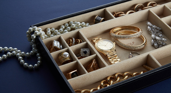 Jewelry Boxes by Wolf Designs at Gilt
