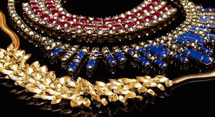 Jewelry Spotlight: Rich Hues at Gilt