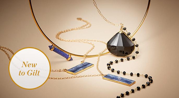 Jewelry by Heather Hawkins & Katie Diamond at Gilt