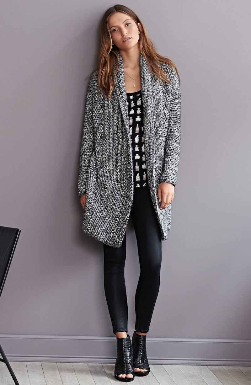 Joie Solone Long Cardigan