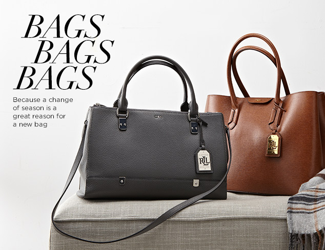 LAUREN Ralph Lauren Handbags at MYHABIT