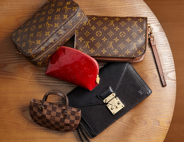 Louis Vuitton Travel at MYHABIT