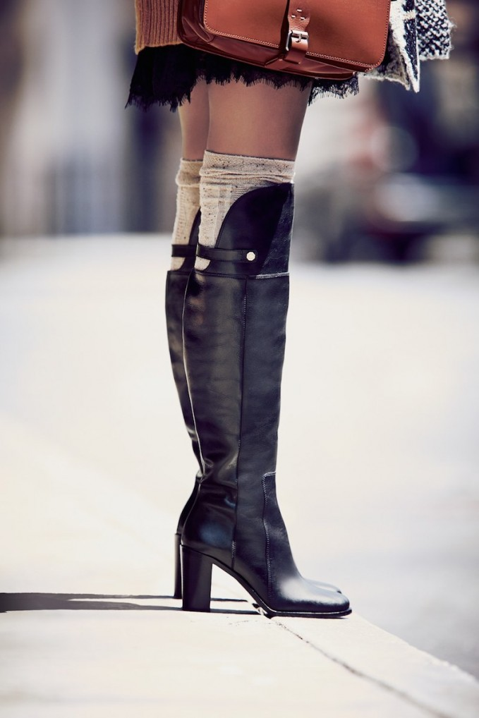 Louise et Cie Navaria Leather Boot