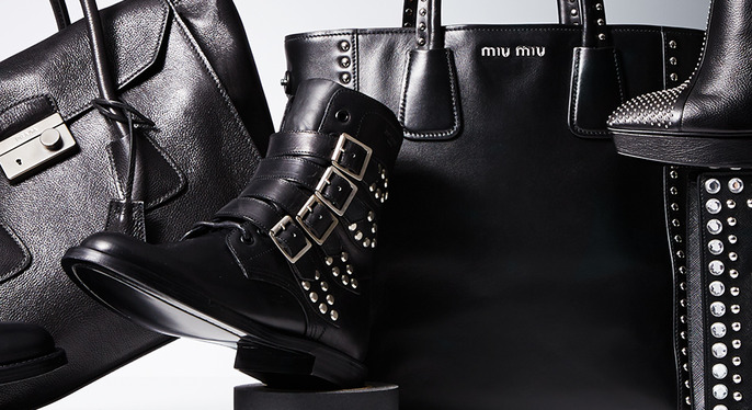 Luxe Accessories With Attitude at Gilt
